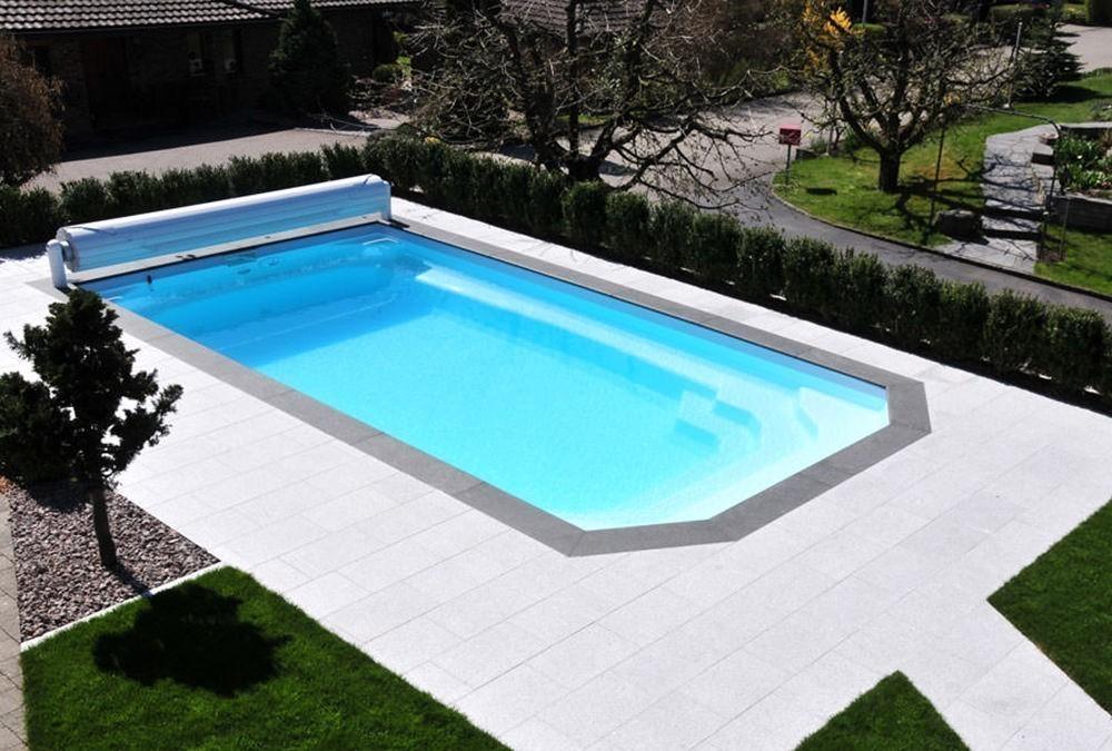 Photos de mod les de piscines for Construction piscine 56